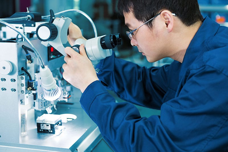 Electronic Component Inspection