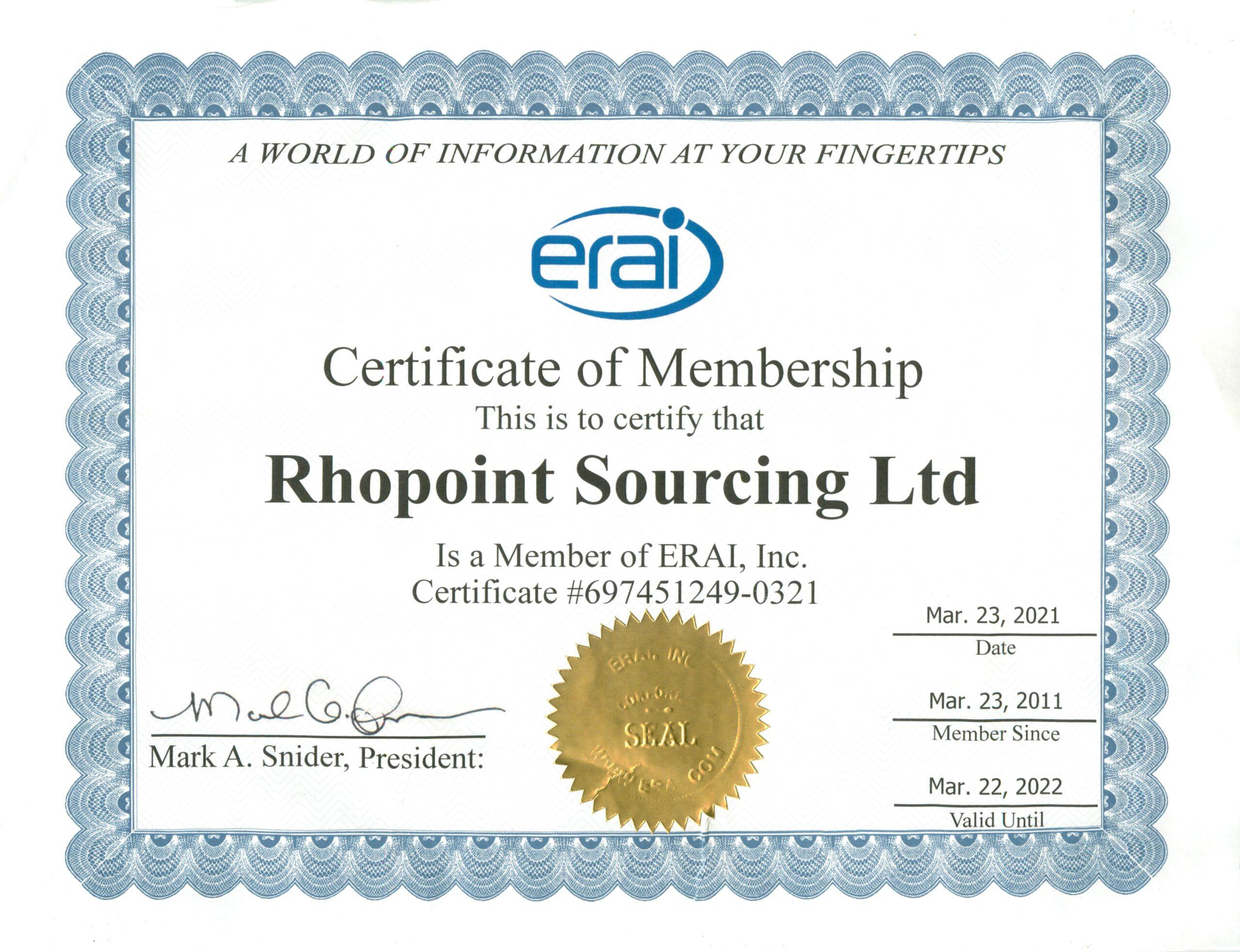 ERAI_Certificate_2021